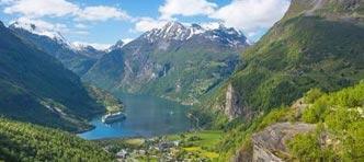 Kras Noorwegen